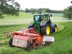 Agricultural Grass Cutting Mixtures